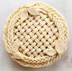 braided pie! 15 Gorg