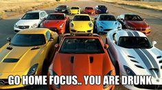 Go home ford lol Car meme