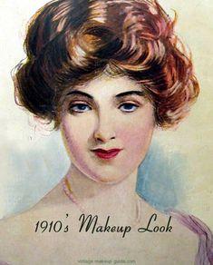 vintage makeup - Bing Images