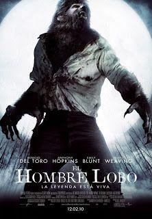 El hombre lobo - online 2010