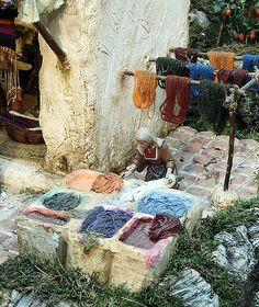 Fontanini Nativity, Diy Nativity, Christmas Nativity Scene, Christmas Crafts, Christmas Decorations, Nativity Scenes, Miniature Crafts, Miniature Houses, Modelos 3d