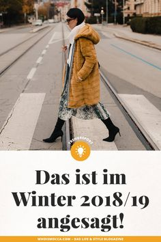 Winter Trends, Trends 2018, German Fashion, Online Shopping, Trend Fashion, Winter Mode, Neue Trends, Inspiration, Outfits Tipps