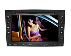 Car DVD player special design for Renault Megane (2003-2010), 7 inch digital touchscreen 800 x 480, GPS navigation system with dual zone function, digital TV DVB-T tuner built in, Bluetooth car kit, Radio with RDS, Picture in Picture, USB port, SD card slot, IPOD ready, CAN Bus to support original steering wheel controls