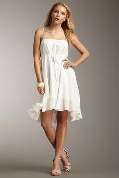 $158 Elizabeth and James Gauze Summer Dress by Labels We Love on @HauteLook