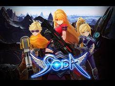 소다(S.O.D.A) android game first look gameplay español