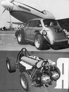 2000 HP Isetta with Allison aircraft engine.