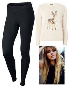 """""""Başlıksız #1312"""" by begum-06 ❤ liked on Polyvore featuring NIKE and Dorothy Perkins"""