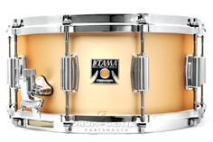 Tama Bell Brass Snare Drum 14x6.5 Limited Reissue