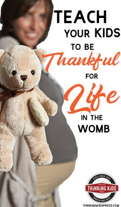Want to teach your kids to be thankful for life? These free life-affirming resources will help in teaching children to be thankful for life in the womb. Parenting Articles, Parenting Books, Parenting Tips, Peaceful Parenting, Gentle Parenting, Bible Lessons, Lessons For Kids, Toddler Chores, Toddler Boys