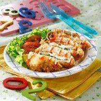 AYAM CRISPY LAPIS SAYURAN http://www.sajiansedap.com/mobile/detail/17013/ayam-crispy-lapis-sayuran