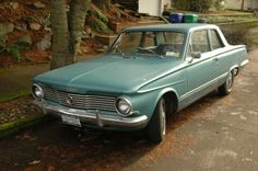 1964 valiant | OLD PARKED CARS: 1964 Plymouth Valiant Hardtop.