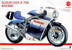 GSX-R750R Racing