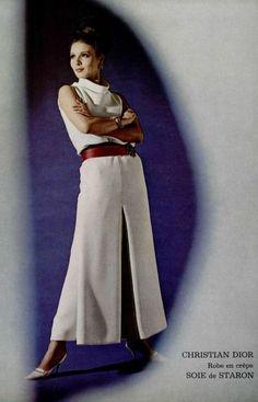 1964 Christian Dior - L'OFFICIEL DE LA MODE n°503-504 de 1964 / Page 151