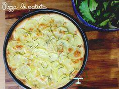 El obrador de Mamá: Pizza de patata