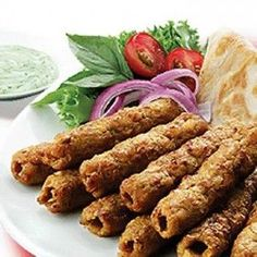 New Cost-Free Beef recipes pakistani Style, , Beef Seekh Kabab From Chef Shireen Anwer Meat Recipes, Indian Food Recipes, Cooking Recipes, Arabic Recipes, Indian Snacks, Recipies, Pakistani Dishes, Indian Dishes, Beef Recipe Pakistani