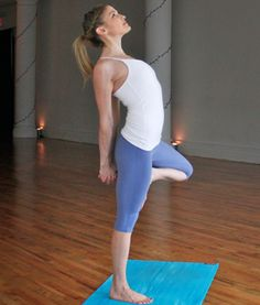 Yoga for More Energy - Shape Magazine