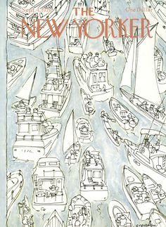 The New Yorker - Monday, September 4, 1978 - Issue # 2794 - Vol. 54 - N° 29 - Cover by : James Stevenson