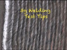 Stick Welding Tips Vertical 7018 - YouTube