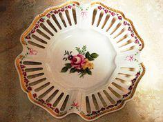 "Porcelain painting ""I liked those design like flower patterns."""