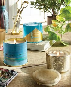 Illume Vanity Tin Candle - Candles & Home Fragrance - Macy's
