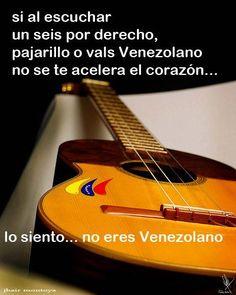 Que bonita es la música de Venezuela