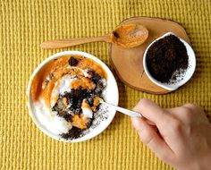 Make it by Monday: Homemade Body Scrub for Fall