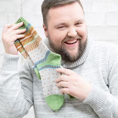 Lutz - Maleknitting Knitting Socks, Fingerless Gloves, Arm Warmers, Needlework, Etsy, Men's Knits, Events, Winter, Design