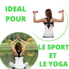 BIEN-ETRE - www.relax-mas.fr Posture Fixer, Shoulder Posture Brace, Shoulder Brace, Sore Neck And Shoulders, Posture Corrector For Men, Postural, Sport Treiben, Muscle Pain Relief, Perfect Posture