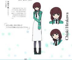 Chiaki Hirakawa, Mahouka Koukou no Rettousei