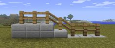 Fence In Minecraft