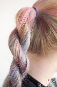 Rope braids, or twist braids, are really easy to do yet still so chic looking. Check out this how-to for the 411 on how to make a simple and a more elaborate rope braid.