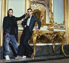 Tokio Hotel L'Uomo Vogue Photoshoot!