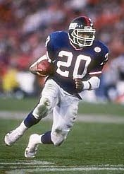 Today in Pro Football History: 1987:Joe Morris rushes Giants to Win Over Broncos in Super Bowl XXI