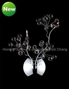 double wall lamp,chrome   US$ 42.99 - US$ 45.99/piece
