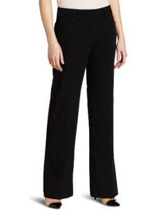 Briggs New York Women's Bistretch Pant, Black, 10 Briggs. $37.93