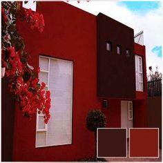 Pinturas de exteriores de gran calidad para renovar y proteger su fachada pictures exteriores for Colores de pinturas para casas 2016