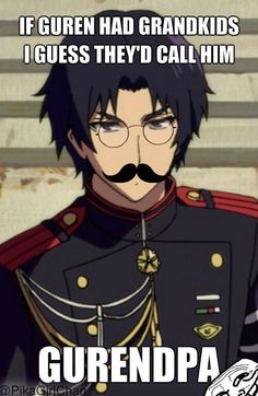 A place to express all your otaku thoughts about anime and manga Dankest Memes, Funny Memes, Manhwa, Mikaela Hyakuya, Animes On, Best Love Stories, Seraph Of The End, Lol, Owari No Seraph
