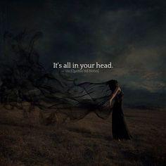 It's all in your head. —via http://ift.tt/2eY7hg4