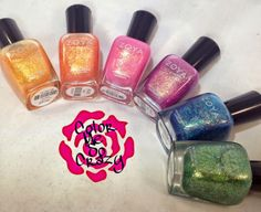ColorMeSoCrazy: Zoya Bubbly Collection 2014 #zoya #bubblycollection