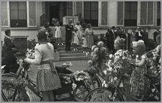 Augustus 1948, defilé verjaardag Prinses Irene?