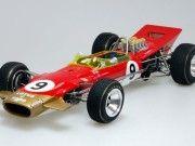 F1 Paper Model - 1968 GP Monaco and Belgium Lotus 49B MK I Paper Car Free…