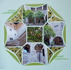 Stained Glass layout created by Aleth