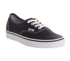 Vans Authentic Dress Blue White - Unisex Sports
