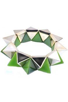omega deals,armband,Piramide spike armband,Unieke sieraden,Trendy & Hippe accessoires,Gratis verzenden in Nederland,sieraden online kopen