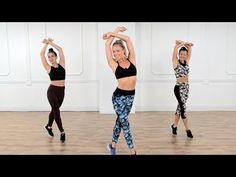The 30 Minute Dance Cardio Workout That Models Love - Fitness Squat, Victoria's Secret Models, Po Trainer, Arm Toning Exercises, Arm Workouts, Quick Workouts, Victoria Secret Workout, Workout Bauch, Yoga Pilates