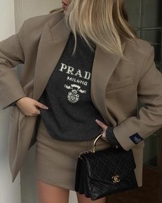 Trendy Outfits, Cool Outfits, Fashion Outfits, Womens Fashion, Look Fashion, Autumn Fashion, Look Office, Aesthetic Clothes, Passion For Fashion