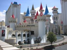 Top 20 things to do in Las Vegas: The Excalibur Hotel and Casino