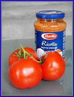 Testmonster Barilla Ricotta