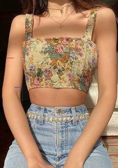 #womenslooks Aesthetic Fashion, Aesthetic Clothes, Look Fashion, 90s Fashion, Fashion Outfits, Fashion Ideas, Fashion Sewing, Paris Fashion, Classy Fashion