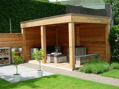 Kerti pavilon építés - egyedi kerti pavilonok, garanciával - Kerti pavilon képek